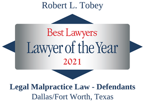 Robert L. Tobey Lawyer of the Year